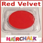 Hair Chalk Colour Bug Red Velvet