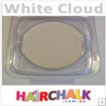 Hair Chalk Colour Bug White Cloud