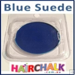 Hair Chalk Colour Bug Blue Suede
