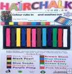 Hair Chalk Sticks