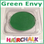 Hair Chalk Colour Bug Green Envy